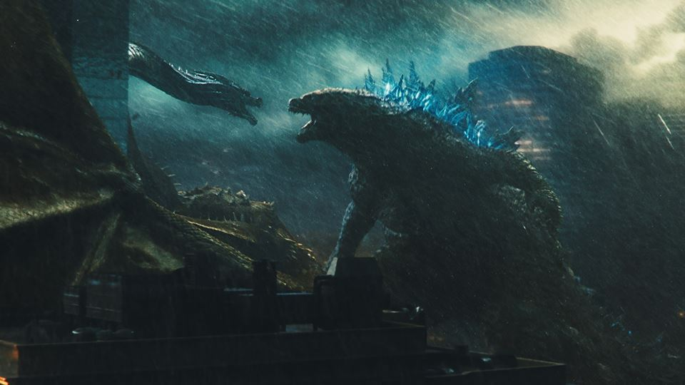 """Godzilla II: Rei dos Monstros..."