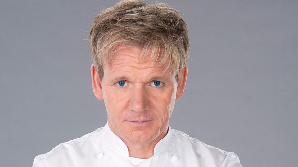 Gordon Ramsay vai estar em Por...