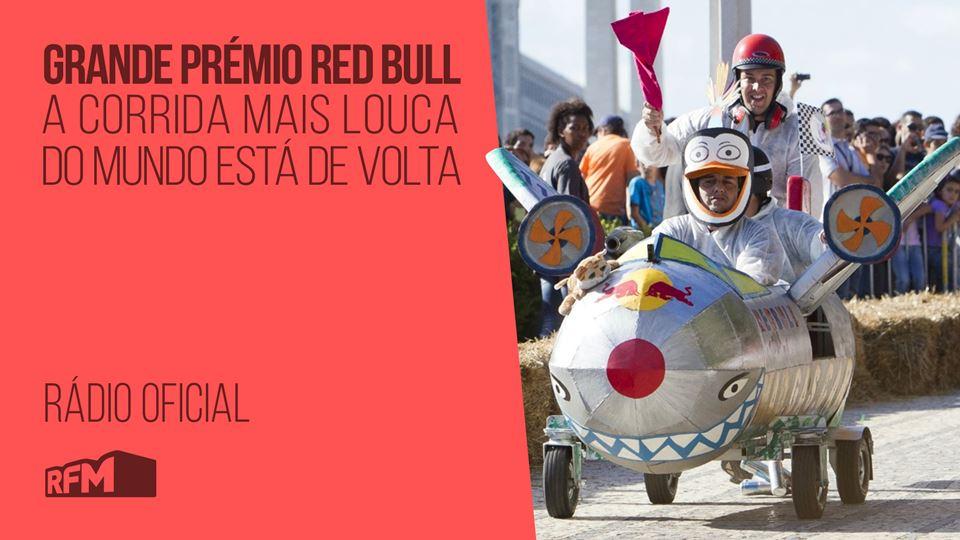 3º Grande Prémio Red Bull com ...