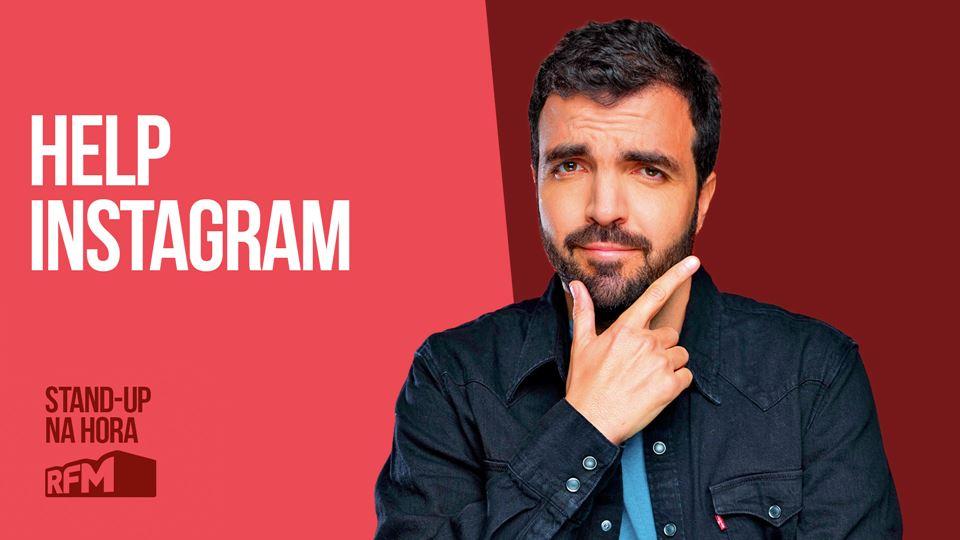 Salvador Martinha: Help Instagram