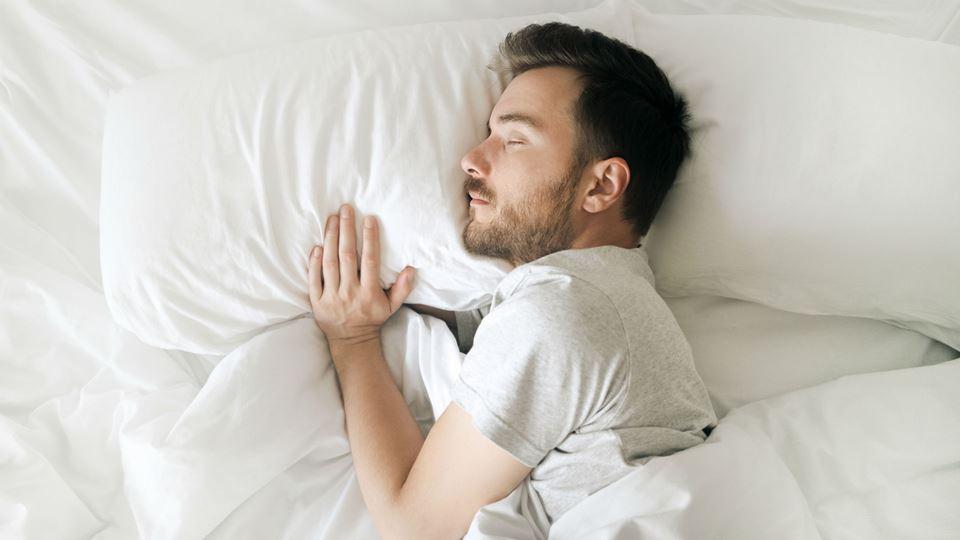 A forma como dormes pode dizer...