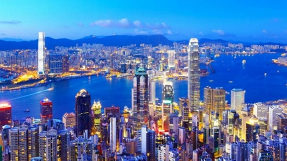 Hong Kong... a cidade dos arra...