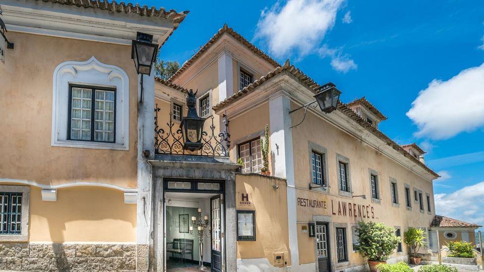 Fica em Portugal o hotel mais...