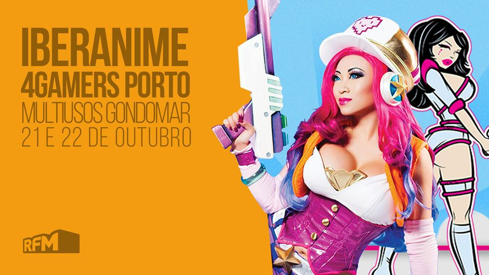 Iberanime/4Gamers Porto