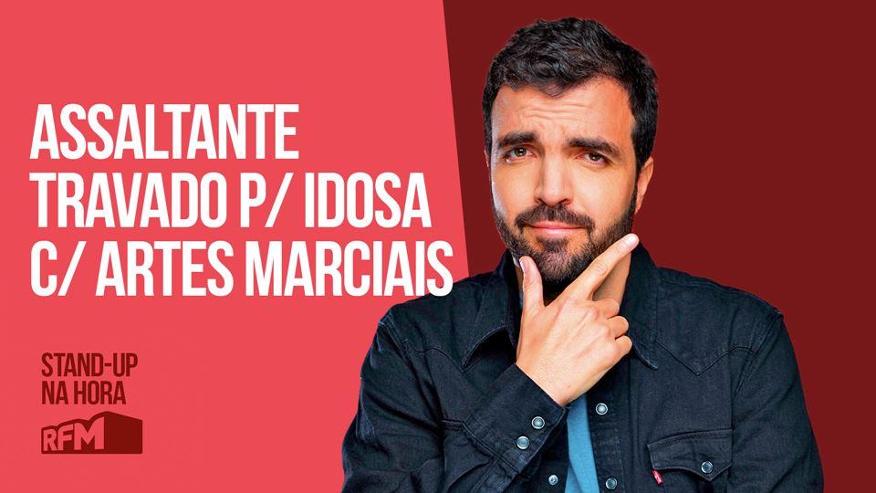 Salvador Martinha: Assaltante ...