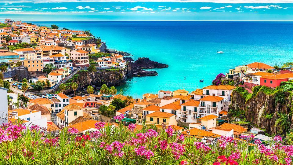 A ilha da Madeira é a melhor d...