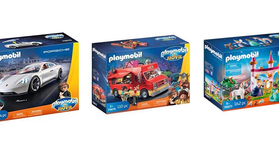 Prémios Playmobil - o filme