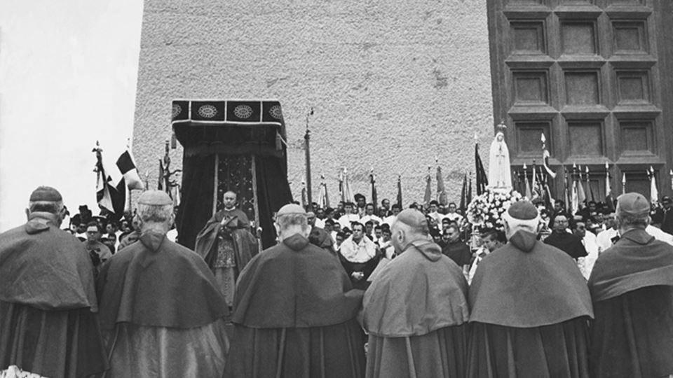 Inauguração Cristo Rei