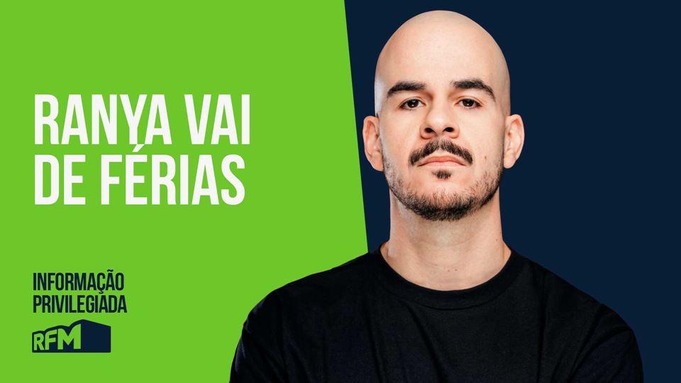 Luís Franco-Bastos: Ranya vai ...