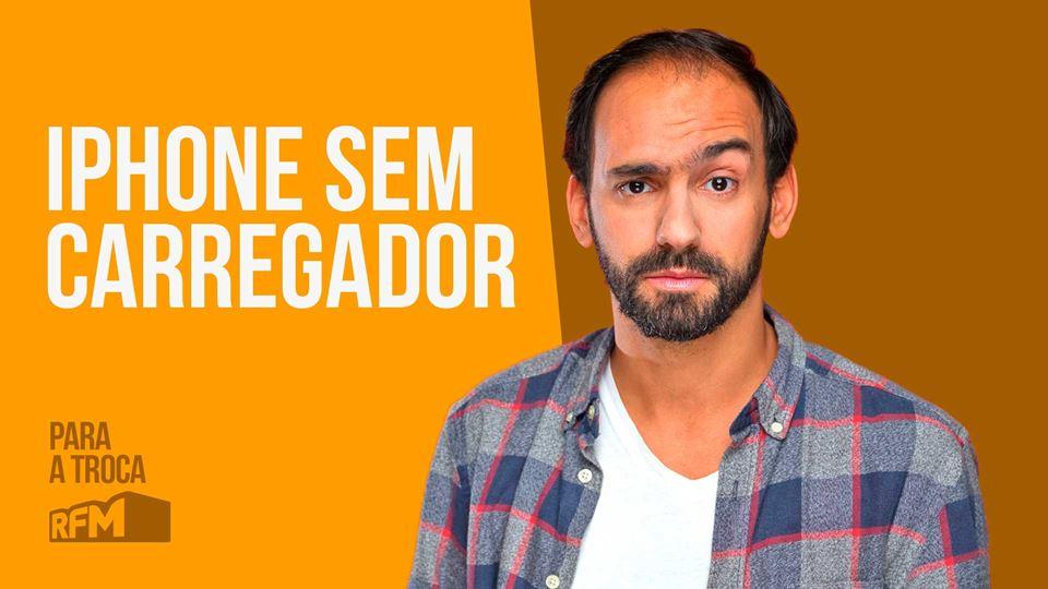 Duarte Pita Negrão: Iphone sem...