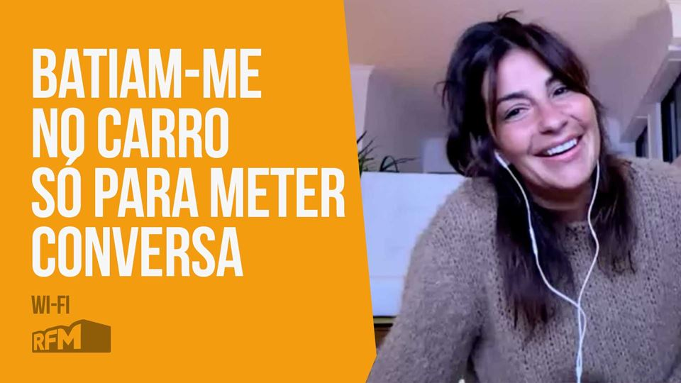 Isabel Figueiras no Wi-Fi
