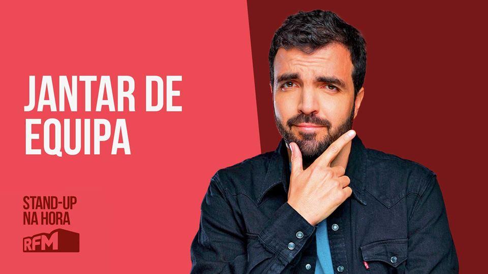 Salvador Martinha: Jantar de e...
