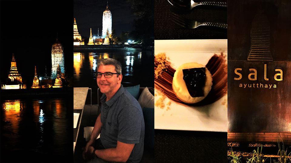 Jantar no hotel