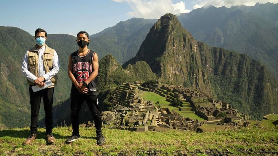 Machu Picchu reabre apenas par...