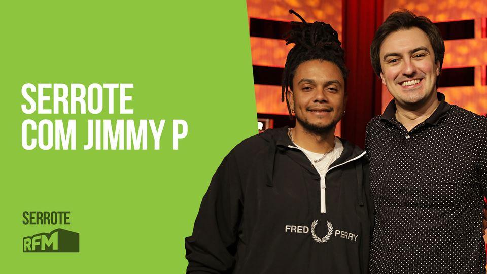 Serrote com Jimmy P