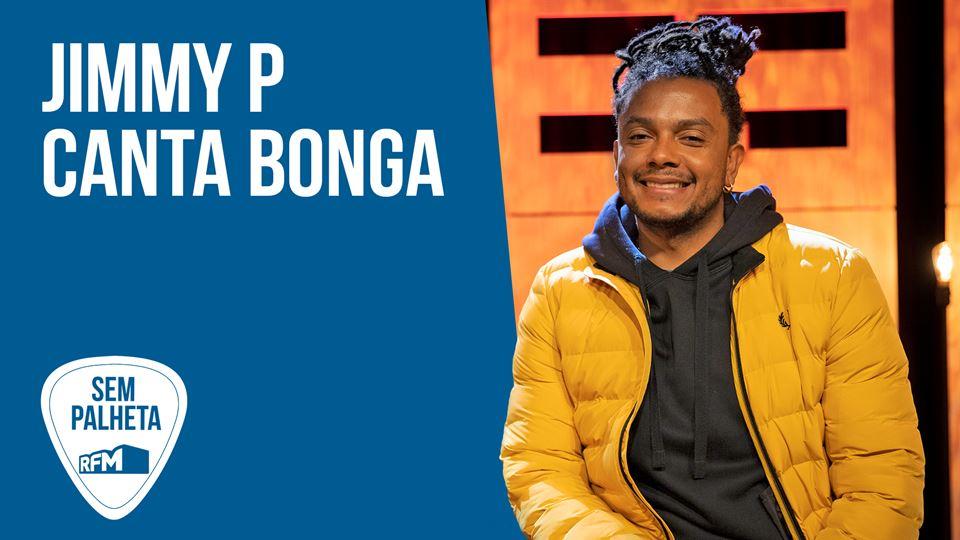 Jimmy P canta Bonga no Sem Pal...