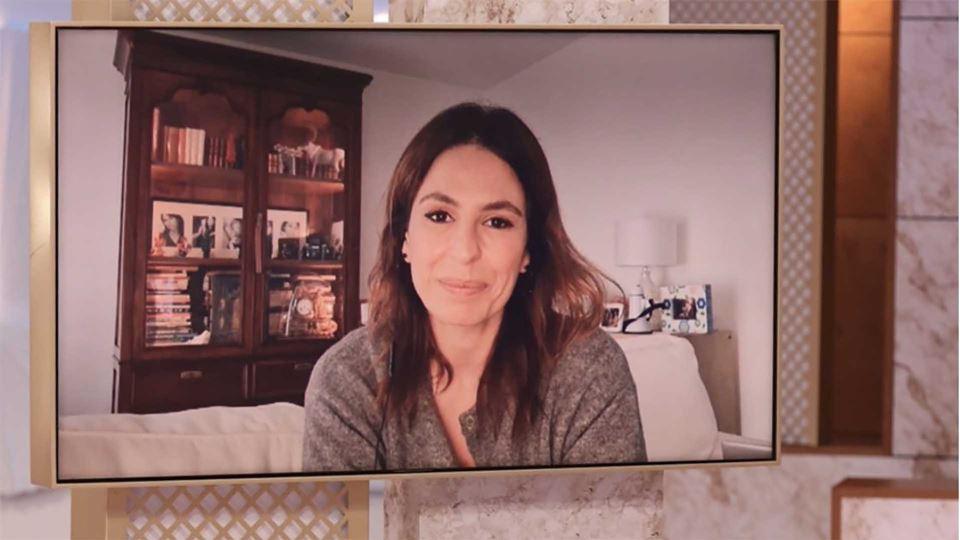 Joana Cruz dá força e ânimo a ...