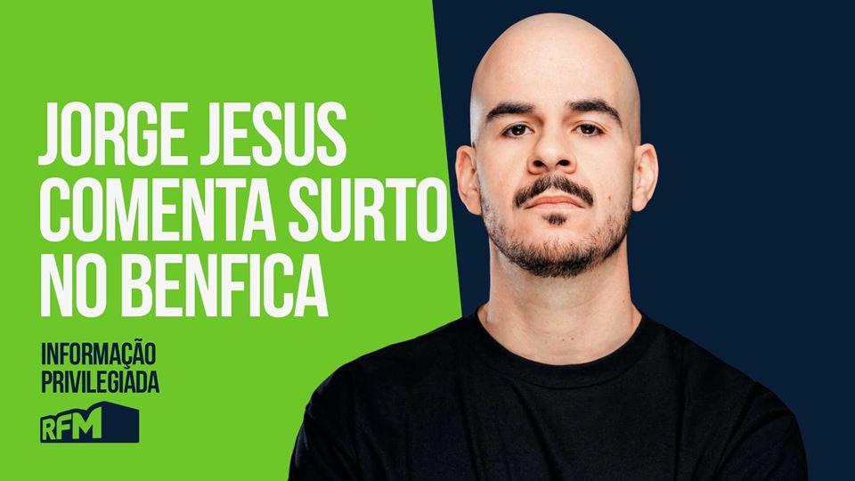 Luís Franco-Bastos: Jorge Jesu...