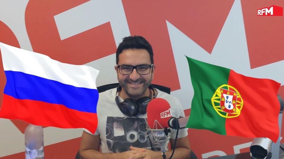 José Coimbra preparado para o ...