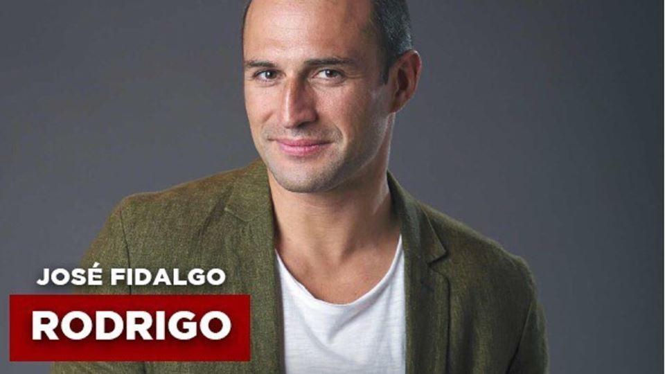 José Fidalgo, o Rodrigo de Alma e Coração que vem aos Fridayboyz esta semana