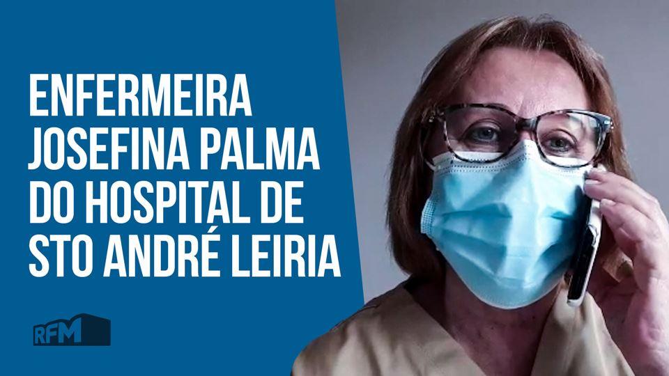Enfermeira Josefina Palma do H...