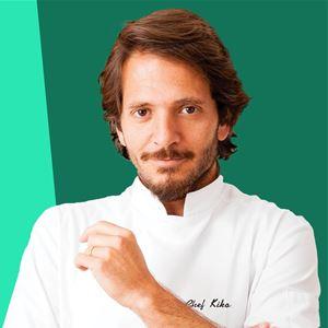 Chef Kiko resolve com... Gari japonês com gengibre