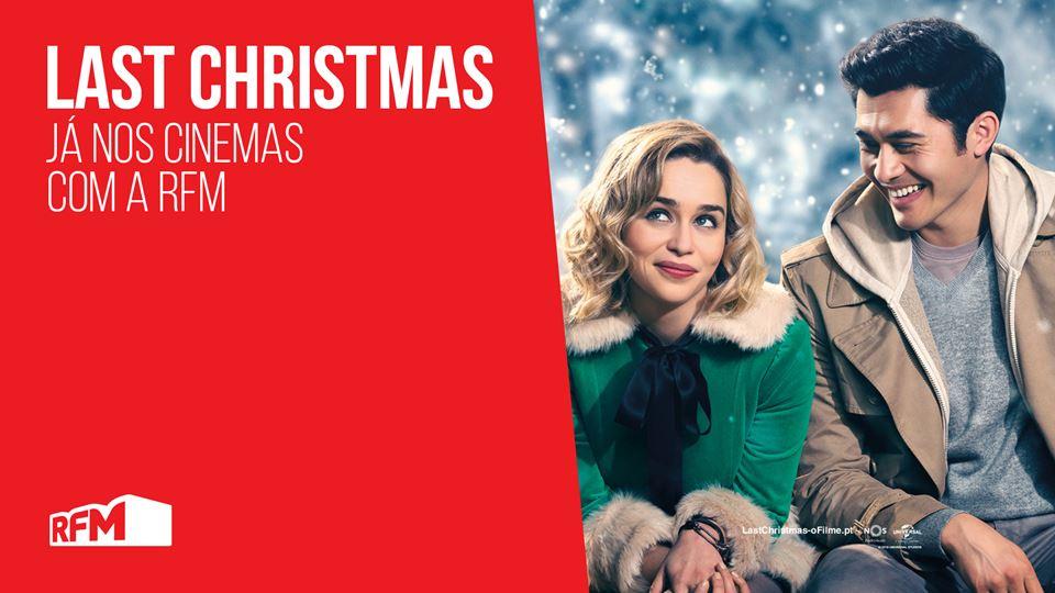"""Last Christmas"" já está nos c..."