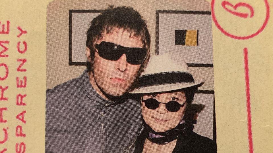 Liam e Yoko