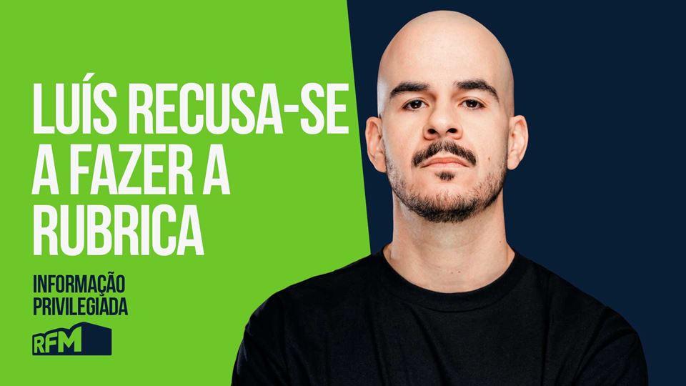 Luís Franco-Bastos: Luís recus...