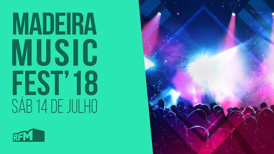 MADEIRA MUSIC FEST 18