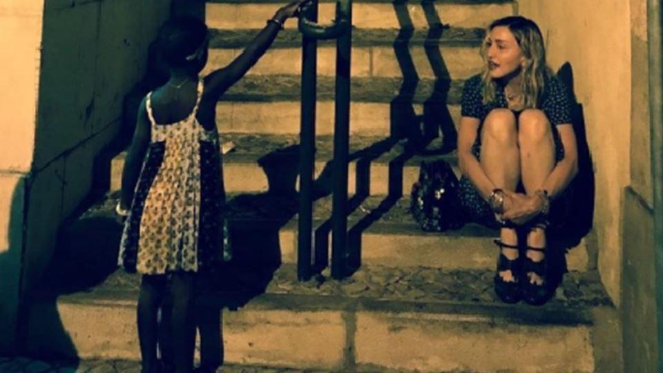 Novela Madonna em Lisboa! Desc...