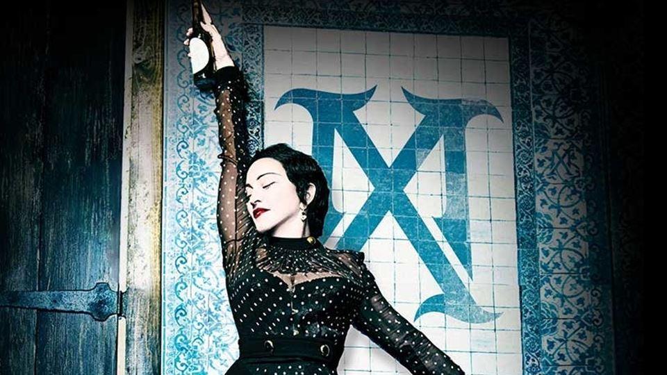 Madonna ao vivo no Coliseu de ...