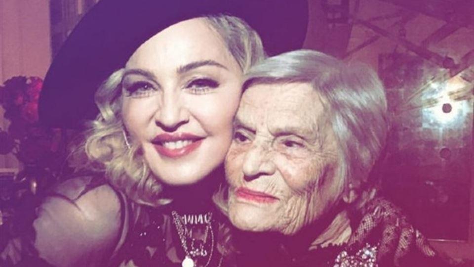 Madonna homenageia Celeste Rod...