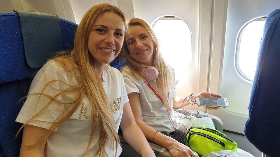 vencedoras RFM a caminho de Miami