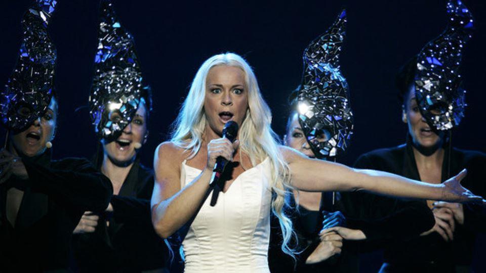 Malena Eurovisão