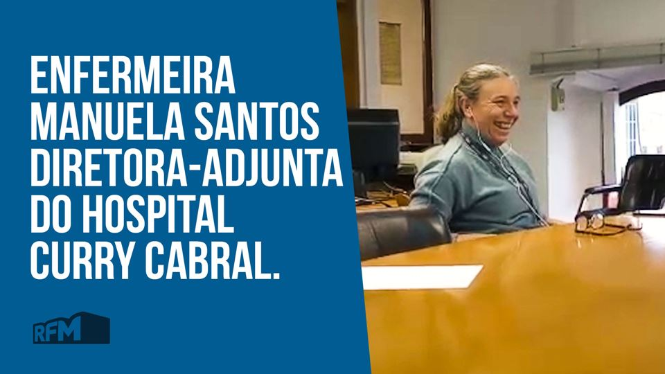 Enfermeira Manuela Santos, dir...