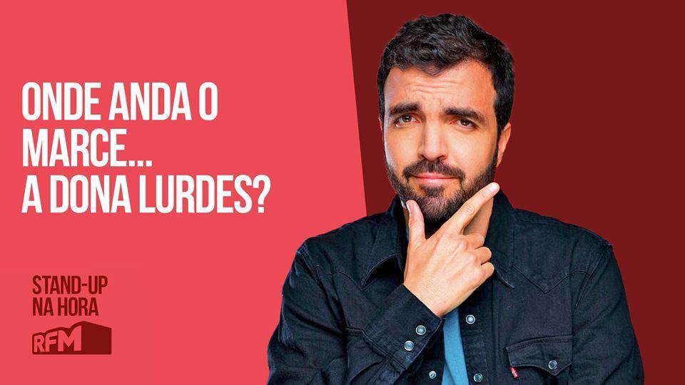 Salvador Martinha: ONDE ANDA O...