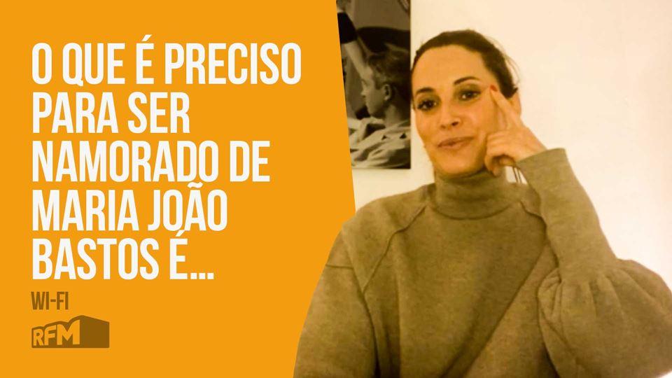 Maria João Bastos live no Wi-FI
