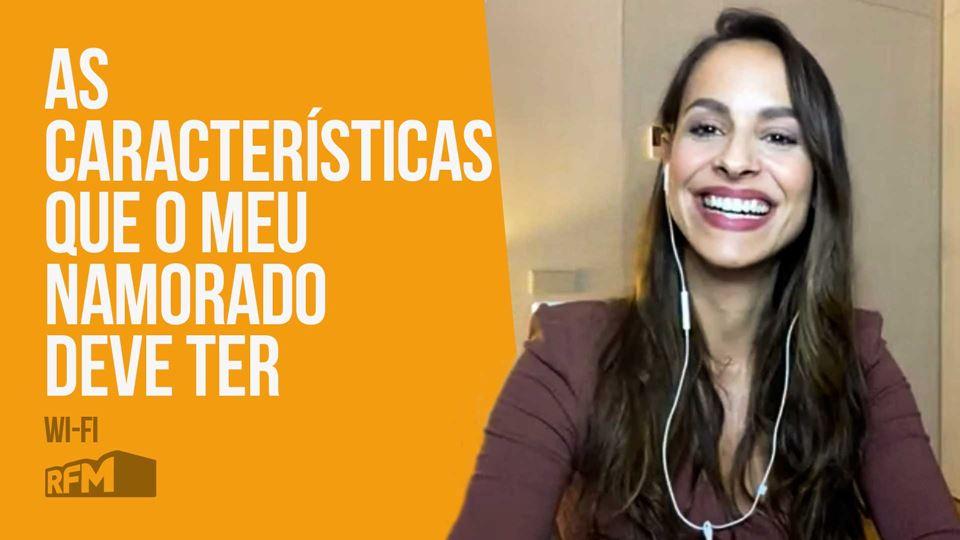 Mariana Monteiro live no WI-FI
