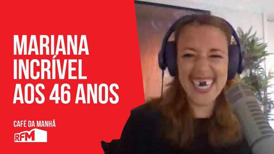 Mariana incrível aos 46