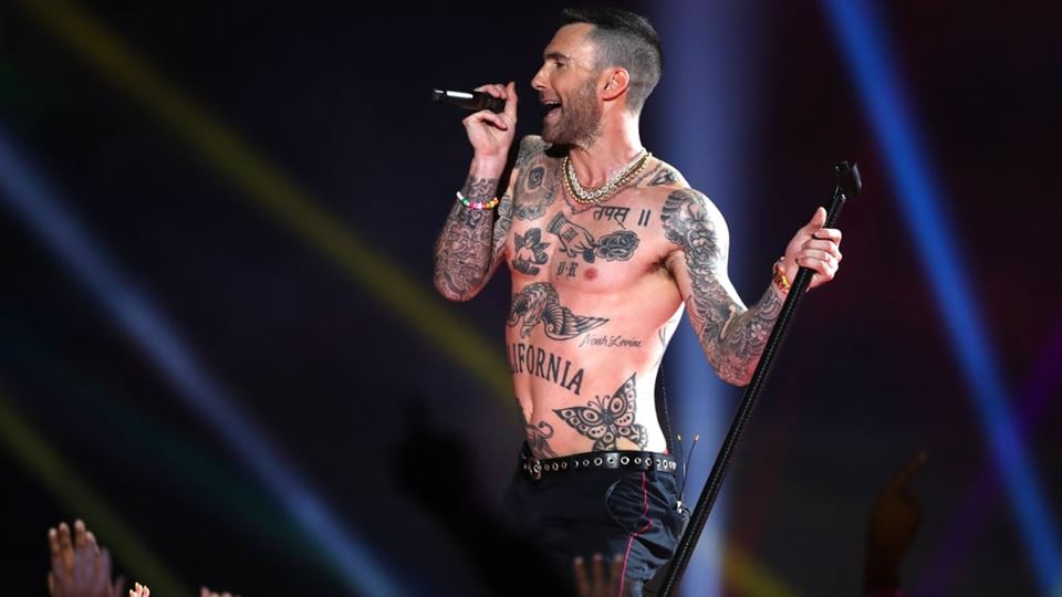 Foi assim que os Maroon 5 aque...