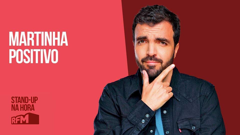 Salvador Martinha: positivo