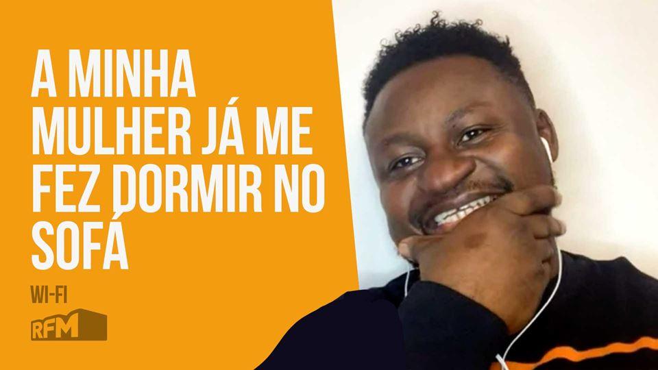 Matias Damásio no Wi-Fi da RFM