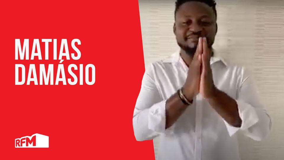 O convite de Matias Damásio