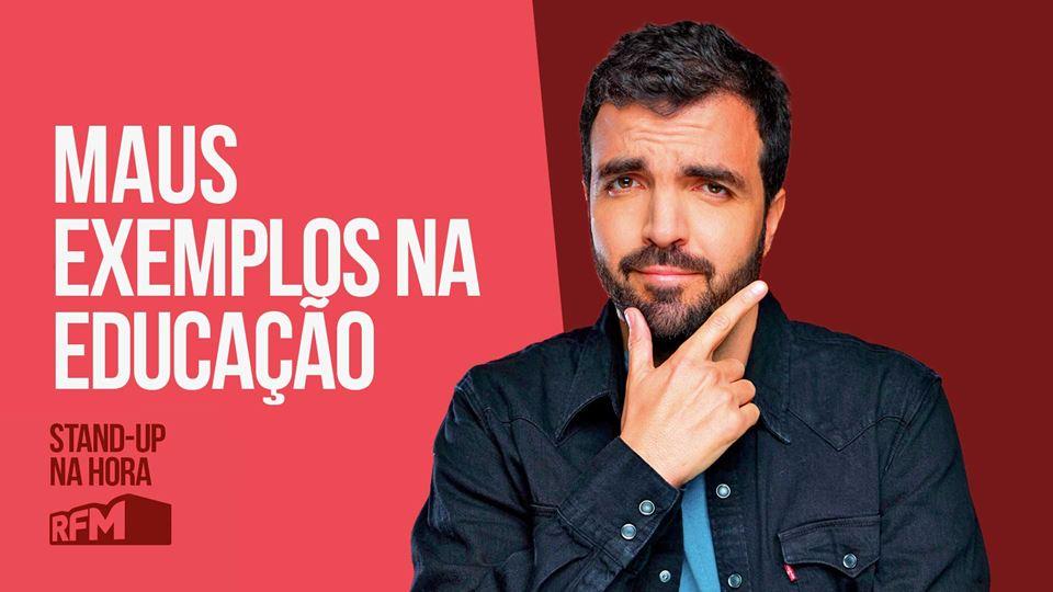 Salvador Martinha: maus exempl...