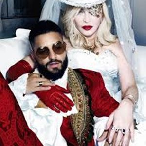 MADONNA FT. MALUMA