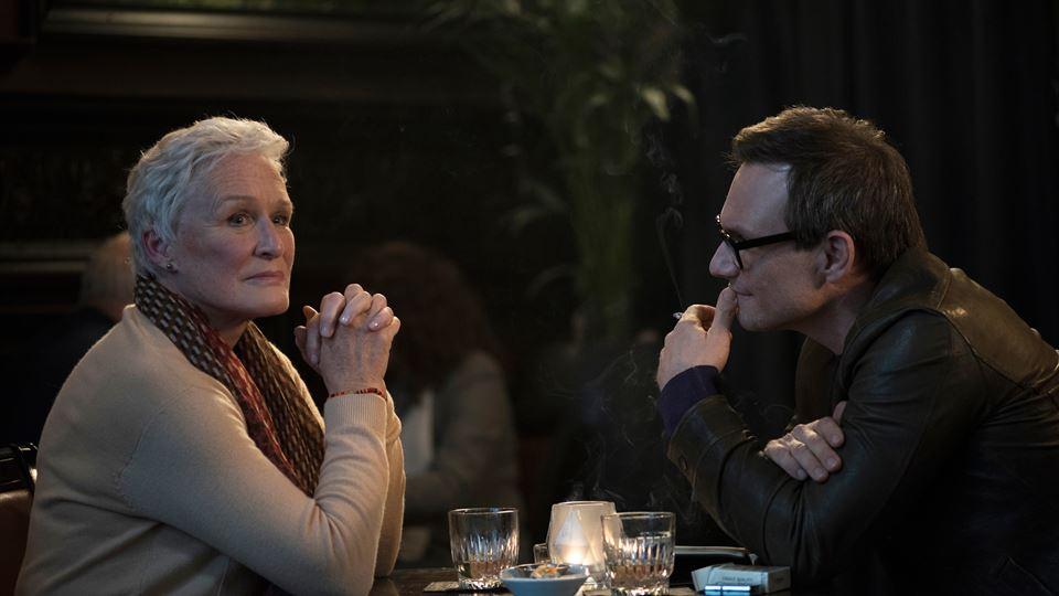 Cena do filme The Wife, que estreia esta semana com a RFM