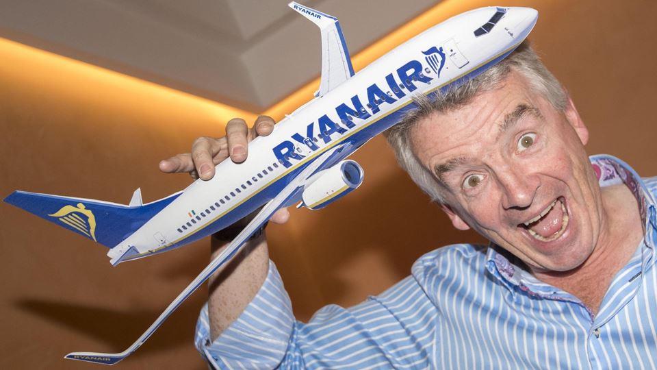 Sabe aqui se o teu voo na Rya...