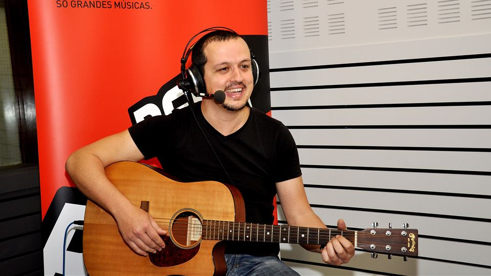 Miguel Gameiro RFM - foto.José Frade