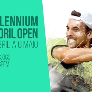Millennium Estoril Open #temosrfm